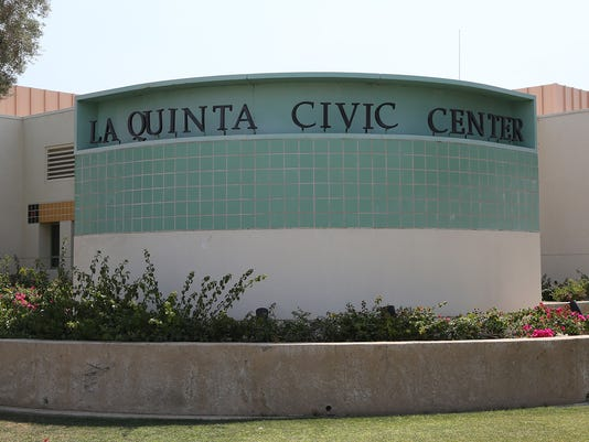 La Quinta Civic center and council chambers