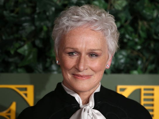 "Glenn Close returns to Broadway in ""Sunset Boulevard.'"