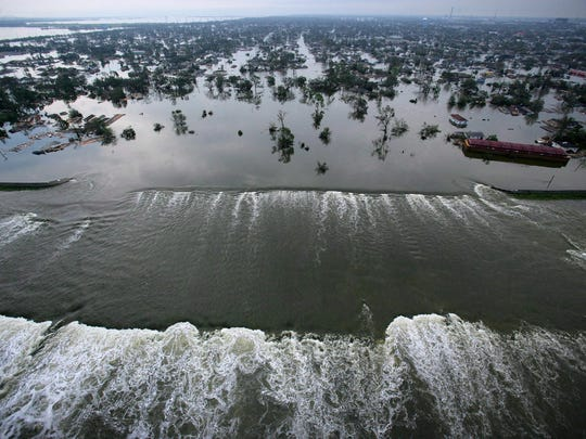 10th Anniversary of Hurricane Katrina landfall