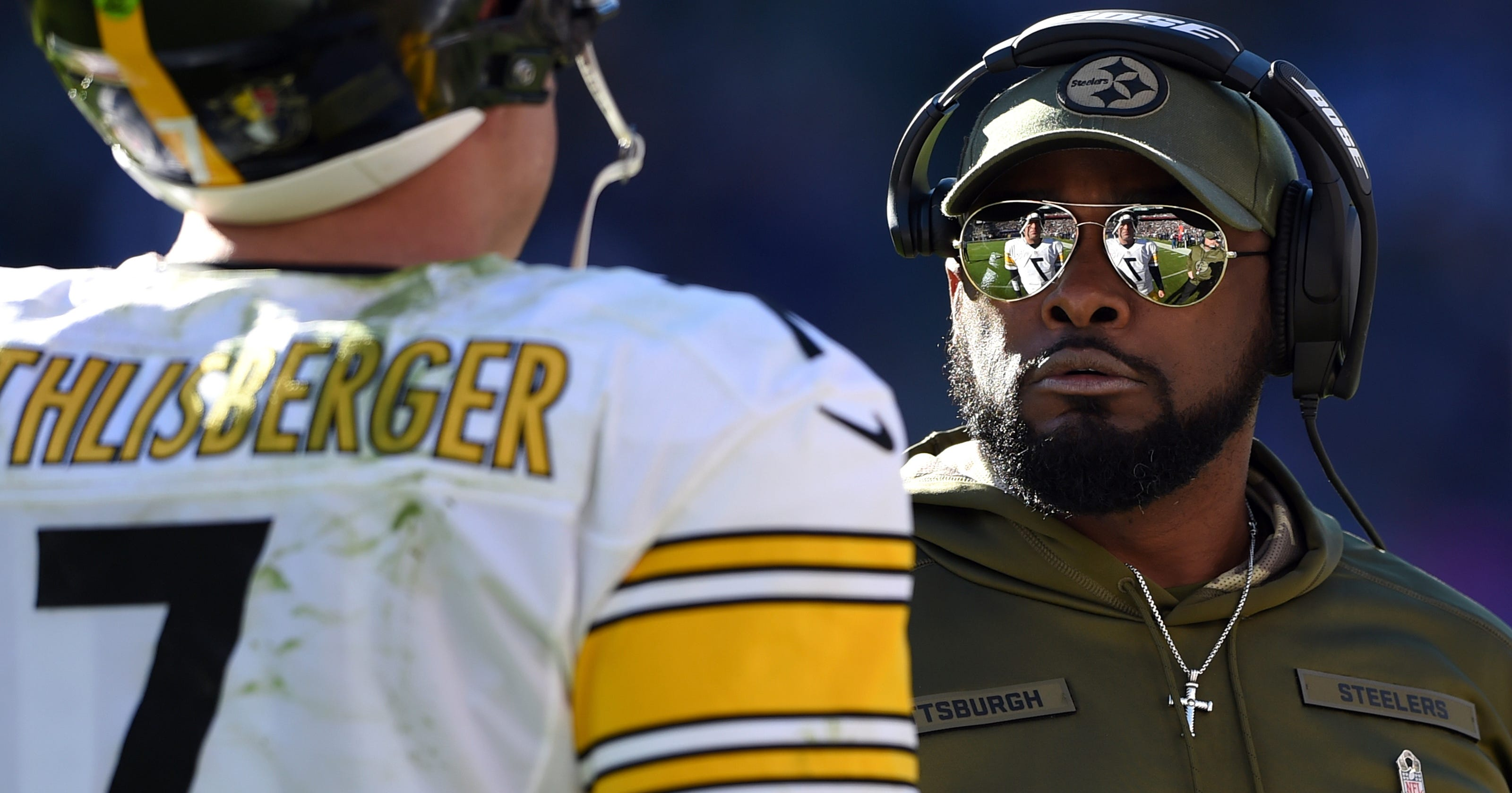 Roethlisberger guides Steelers past Ravens 23-16 dd2a44b37