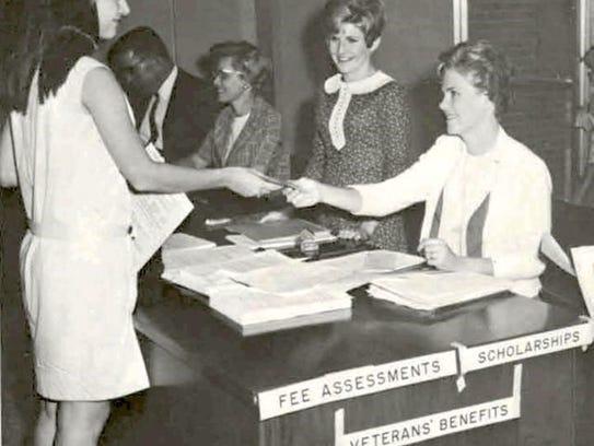 The first semester Louisiana State University Shreveport