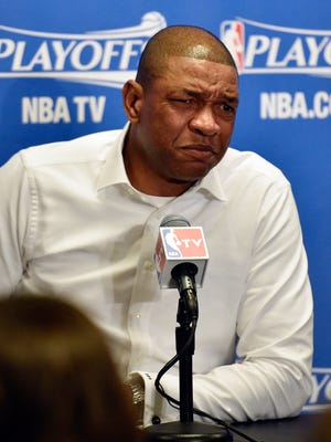 Clippers coach Doc Rivers has taken a leadership role in helping the organization deal with the Donald Sterling controversy.