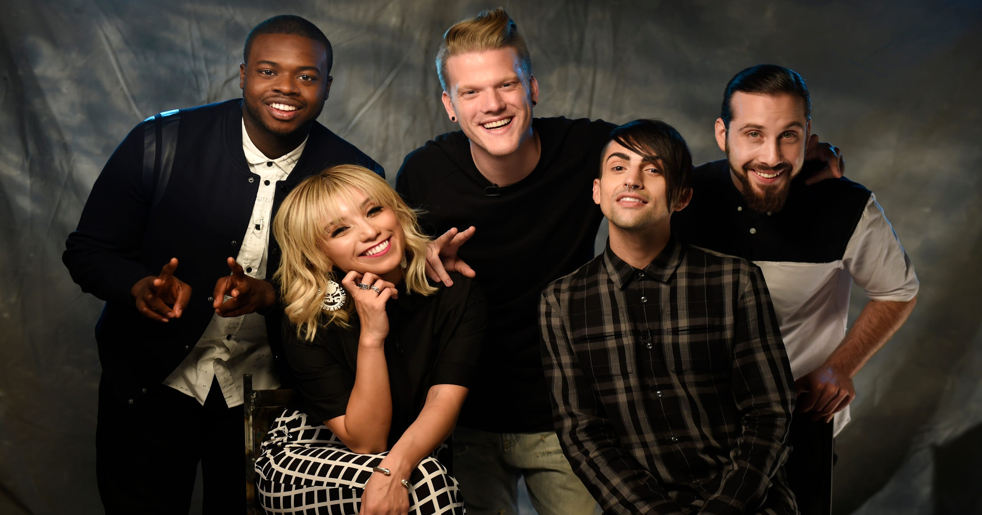The Pentatonix's cover of 'Hallelujah' will leave you speechless