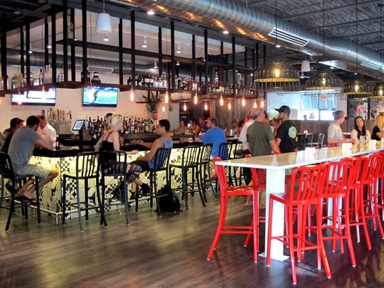 Midtown Kitchen + Bar launched June 3, 2016, and closed July 5, 2017, on the corner of Golden Gate Parkway and U.S. 41 in Naples.