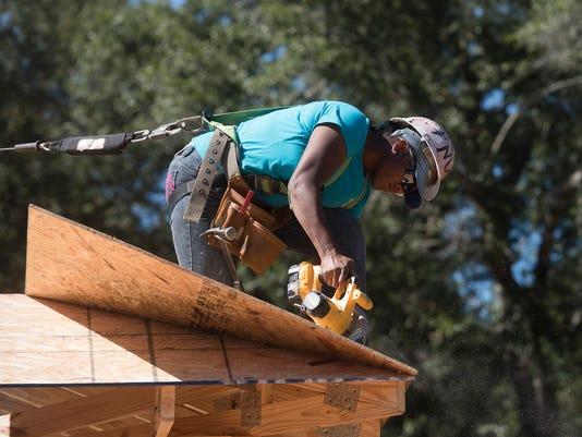 Habitat for Humanity-Womens Build