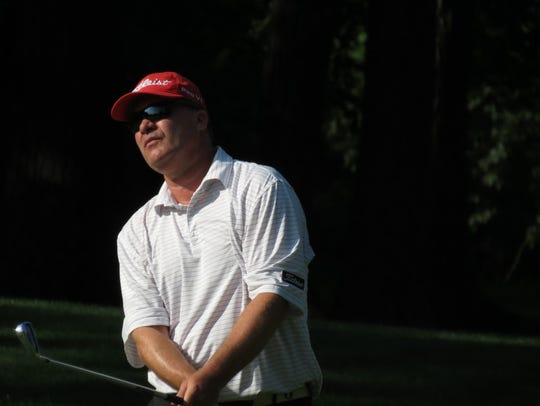 Mark McCormick is a contender at the 29th New Jersey