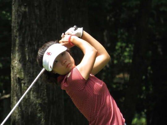 LPGA Tour rookie Karen Chung of Livingston will vie