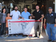 Two Ton Brewing's October ribbon cutting.