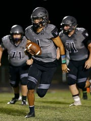 After barely holding off Parkview last week, Willard made sure to leave no doubt Friday night against Nixa.