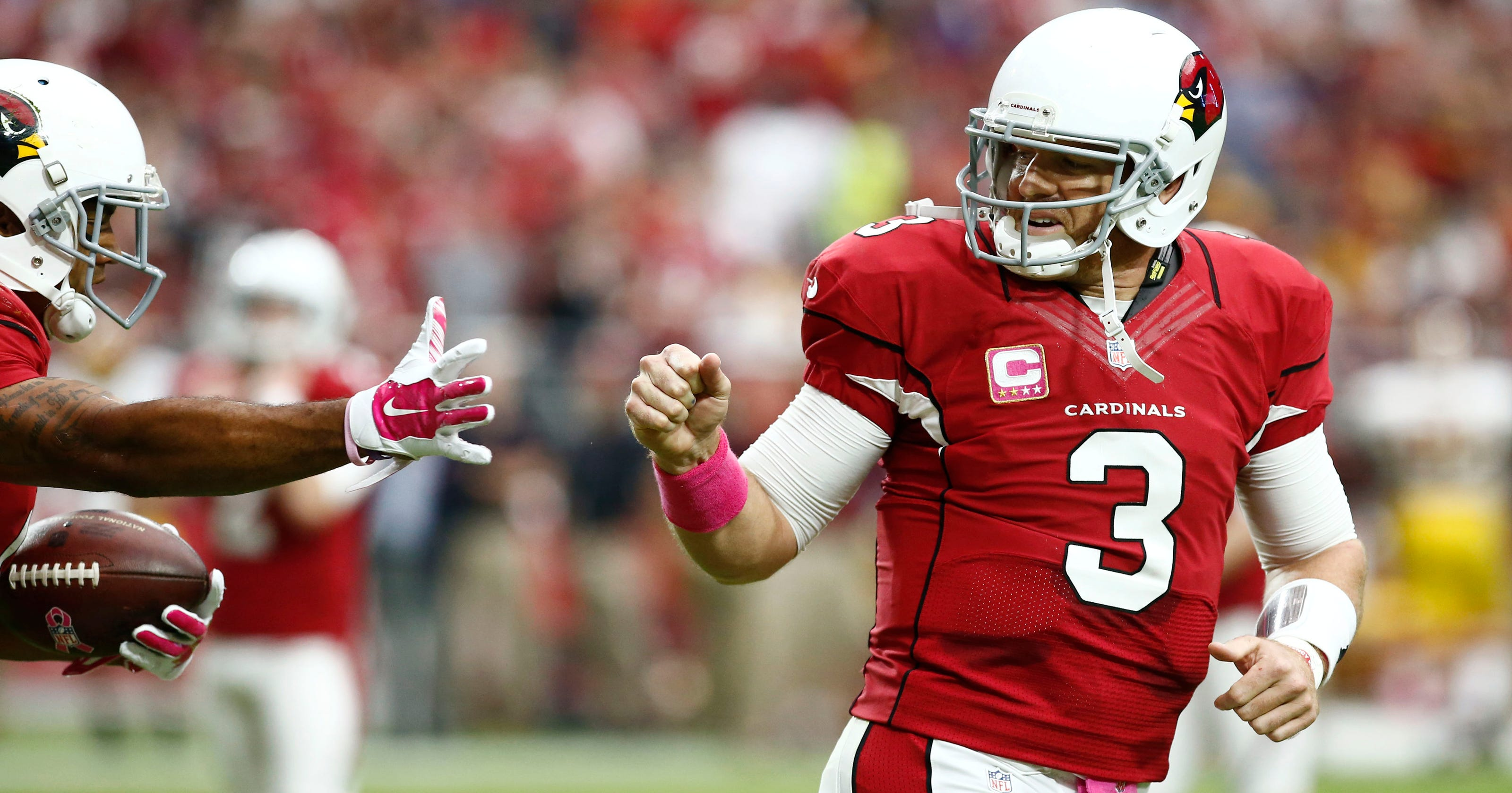 Arizona Cardinals have contract priorities beyond QB Palmer cddc8d707