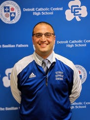 Recently named Detroit Catholic Central basketball