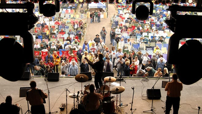 This year's Hodag Country Festival, originally set to be held July 9-12, has been canceled, organized announced on Thursday.