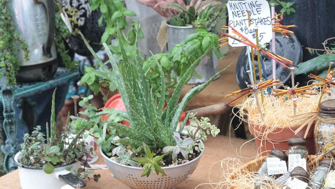 The Annual Herbal Harvest and Original Arts and Crafts Festival is Saturday at St. Paschal Catholic Church in West Monroe. Fresh herbs, handmade items, and crafts will be available.