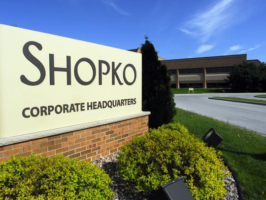 Shopko corporate headquarters in Ashwaubenon.