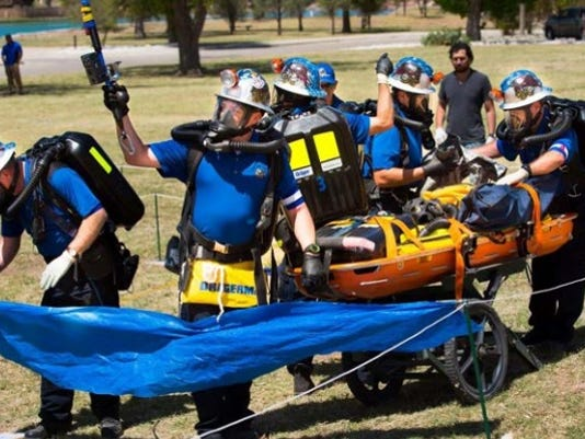 WIPP Rescue Teams