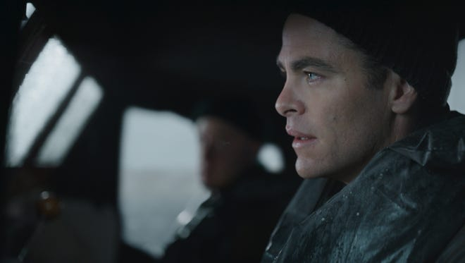 Chris Pine stars as Bernie Webber in 'The Finest Hours.'