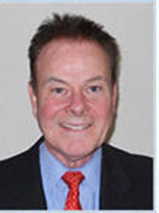 "Port Authority Commissioner William ""Pat'' Schuber (file photo)"