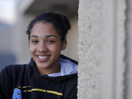 When it's all said and done, Reed's Gabby Williams could be one of the best athletes to come out of Nevada.