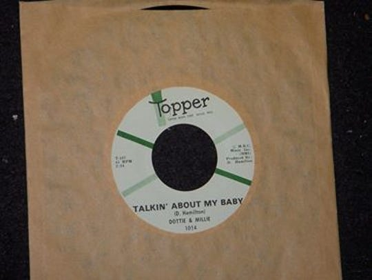 """Talkin' About My Baby"" by Dottie & Millie"