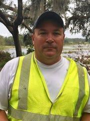 Steven Van Campenhout, Wisconsin Public Service field supervisor