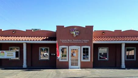Tularosa Basin Telephone and Tularosa Communications, located at 503 Saint Francis Drive in Tularosa, is looking to expand service to Ruidoso.