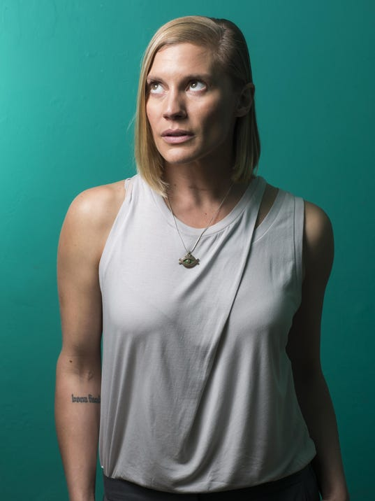 Fan Theory: Katee Sackhoff talks 'Don't Knock Twice'