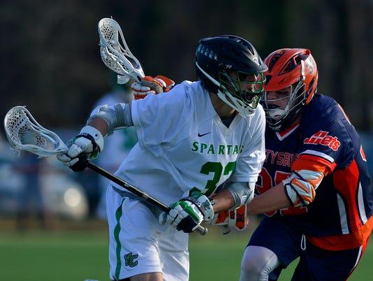 PHOTOS: Gettysburg College vs. York College lacrosse