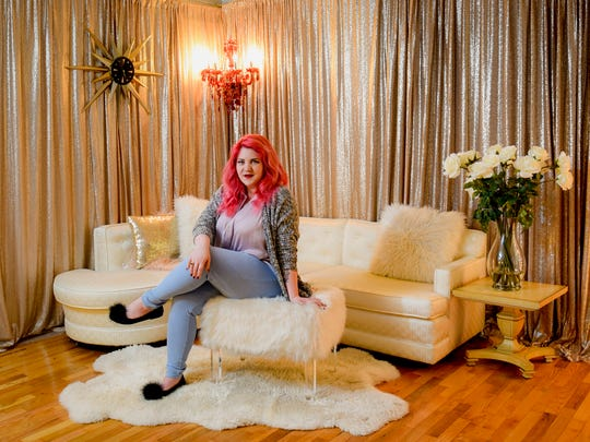 Autumn Luciano, owner of Decadence Dolls in Lansing