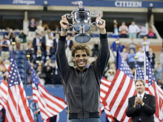 US Open Nadal Withdraws Tennis