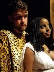"""Orangemite presents """"Antony and Cleopatra,"""" Sept. 29-Oct."""