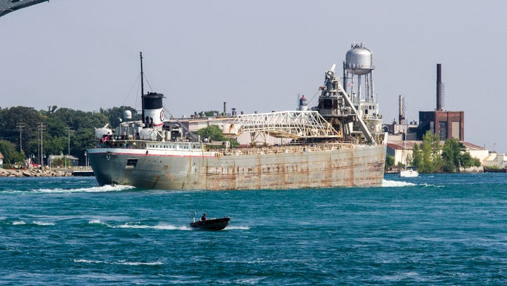 'River rage' worries freighter pilots and captains