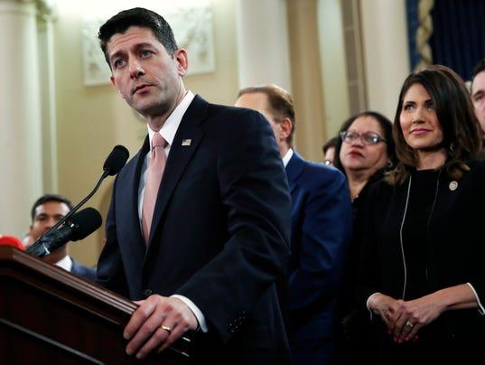 Paul Ryan, Kristi Noem