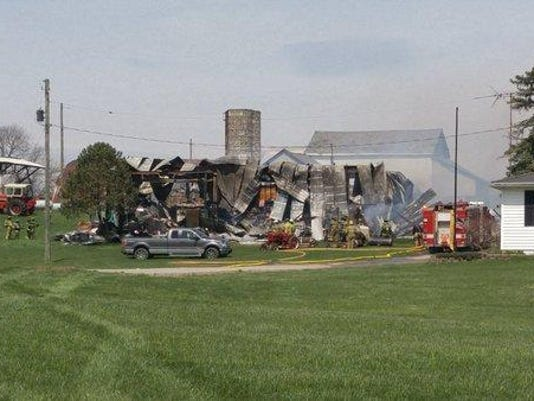 thornville fire