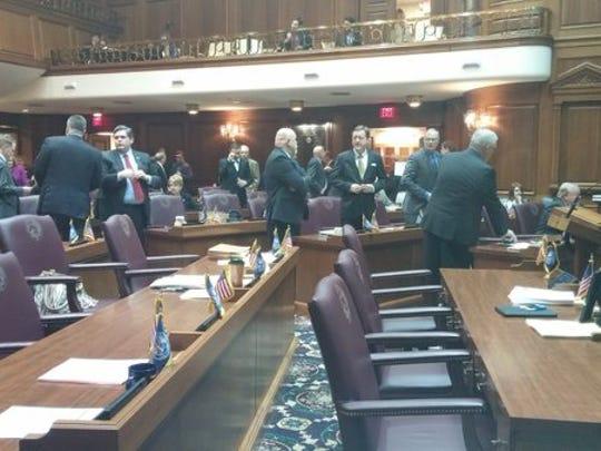 Animal Cruelty Bills Get Odd Response Evansville Lawmaker Says