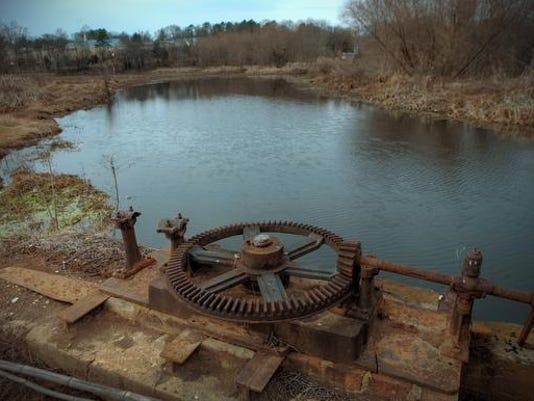 Conestee Dam