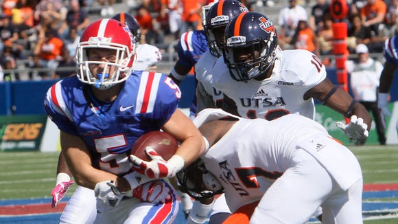 The 2014 matchup between Louisiana Tech and UTSA was