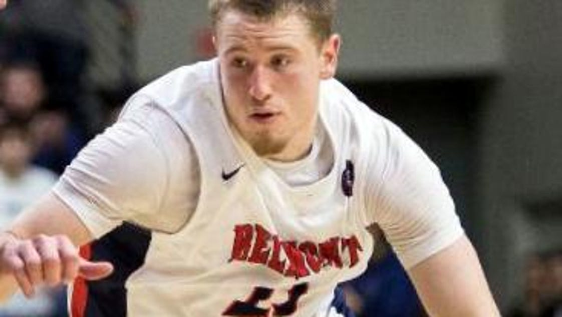 Belmont Men S Basketball >> Belmont picked to win OVC; Bradshaw is player of the year