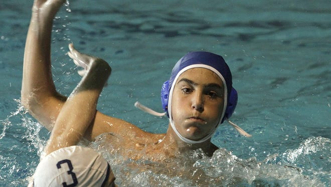 Connor Tragesser and St. Xavier are ranked second in the first statewide water polo coaches' poll.