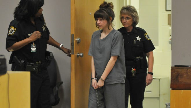 Teenager Morgan McNeil was sentenced as a juvenile by Judge James Earp for her roll is the shooting of Florida Highway Patrol Lt. Channing Taylor, who was wounded by Morgan's boyfriend. Lt. Taylor returned fire, killing Zane Terryn.