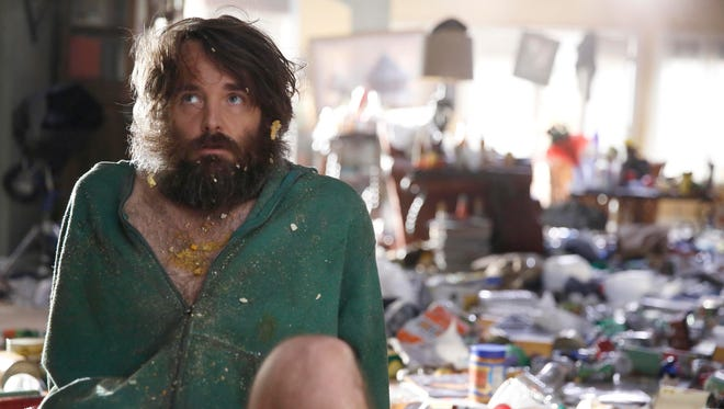 """Will Forte as Phil Miller in the new FOX series """"The Last Man on Earth."""""""