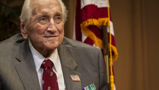 A memorial service has been set for Lt. General Lawrence Snowden who recently died at age 95.