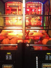 The hot shot challenge at Xsite.