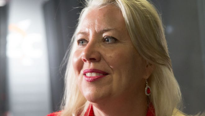 Debbie Lesko, R-Peoria, helped draft Proposition 124, the pension-reform measure that wom voter approval.