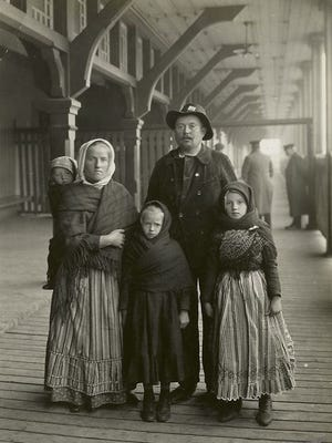 German immigrants to the United States.