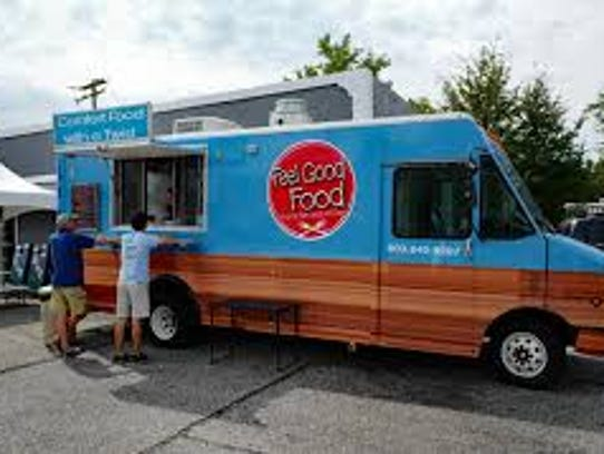 Feel Good Food Truck will be at the Foodie Fest in