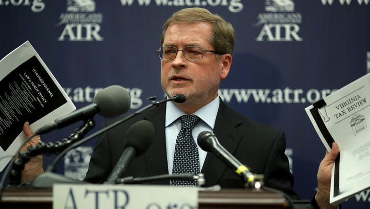 Grover Norquist is president of Americans for Tax Reform.