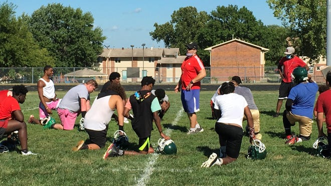 Highland Park football coach Mike Foristiere expects improvement from his team this fall as the Scots take aim on trying to snap their 52-game losing streak.