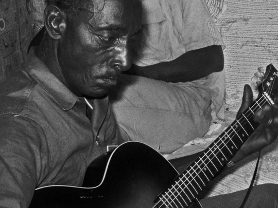 Tommy Couch and Wolf Stephenson enlisted Mississippi Fred McDowell (pictured), who'd played fraternity parties when the two men were at the University of Mississippi, to record a blues album at Malaco Records in the late 1960s. Unbeknownst to Couch and Stephenson, McDowell was already a blues legend in Europe.