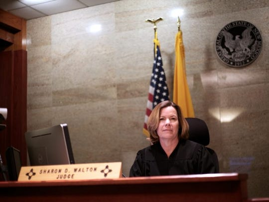 Metropolitan Court Judge Sharon D. Walton, who hears cases in Bernalillo County, said she started to see the cash bail system differently after a 2014 Supreme Court ruling that a defendant's bail had been set too high.