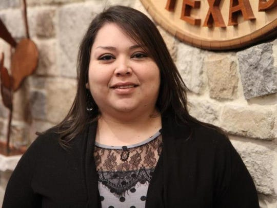 Sandra Aguilar is recreation supervisor for the City Of San Angelo's Senior Services Program.